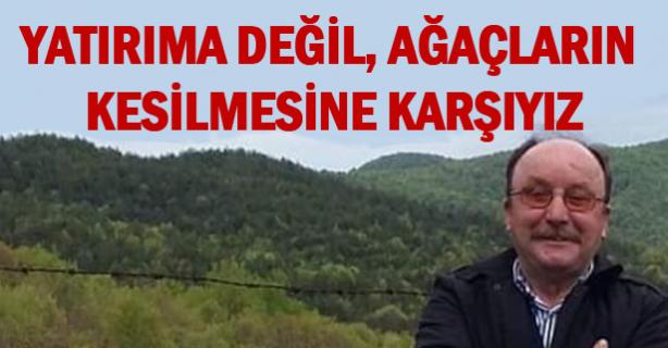 Kızılcakese'de referandum yapılsın