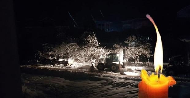Mumları ve Battaniyeleri hazırlayın: Kar geliyor