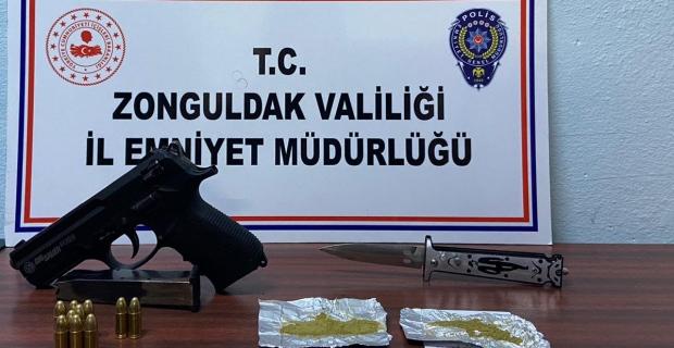 Operasyon: 9 Kişi yakalandı, uyuşturucu ve kenevir ele geçirildi