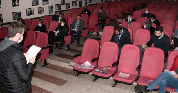 Devrek belediyesinden İş Güvenliği semineri
