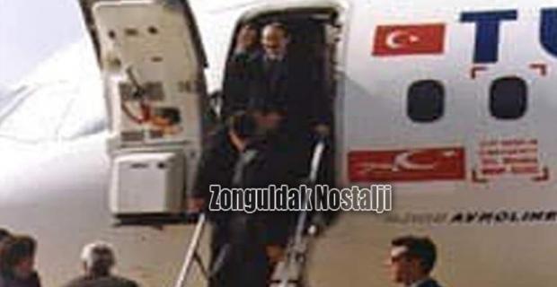 İşte Zonguldak Havaalanı tarihi