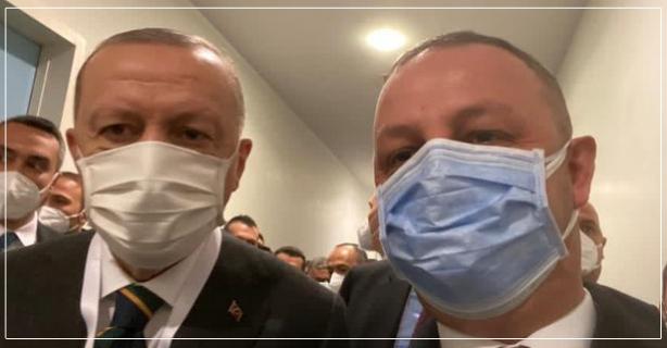 Kongre selfisinden Zonguldak müjdesi