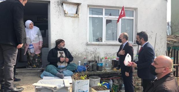Merkez İlçe Mahallelerde: Kalpten Kalbe Bir Yol