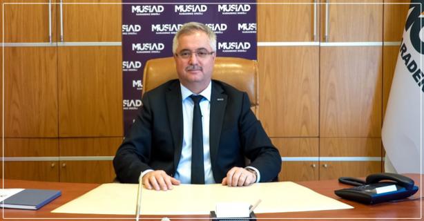 Müsiad'dan Çorumluoğlu'na destek