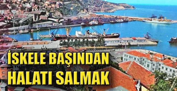 Zonguldak sokaklarından dünya sularına