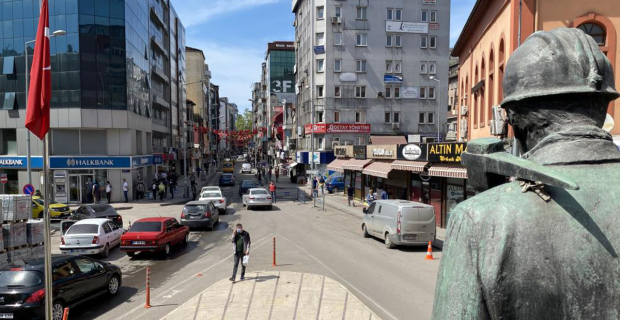 Zonguldak'ta denetimler sürüyor