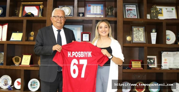 Belediyespor'da başladı, Beşiktaş forması giydi...