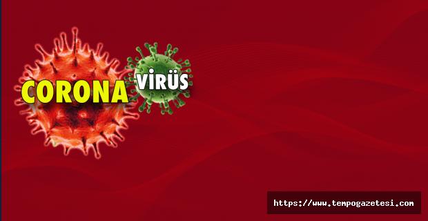 Corona Virüs Karadeniz'de patladı...