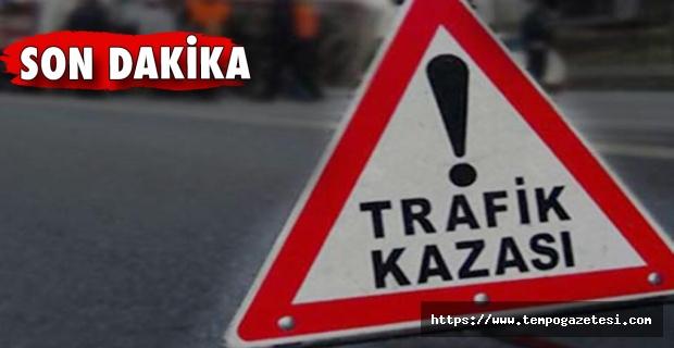 Son Dakika: İki araç çarpıştı. Çok sayıda yaralı var!