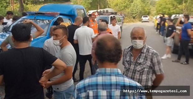 AFAD ve Jandarma Enes'i arıyor…