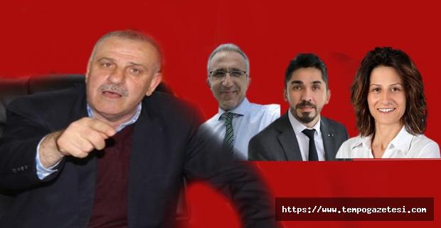 AK Partili Bektaş, tehditten yargılanacak!