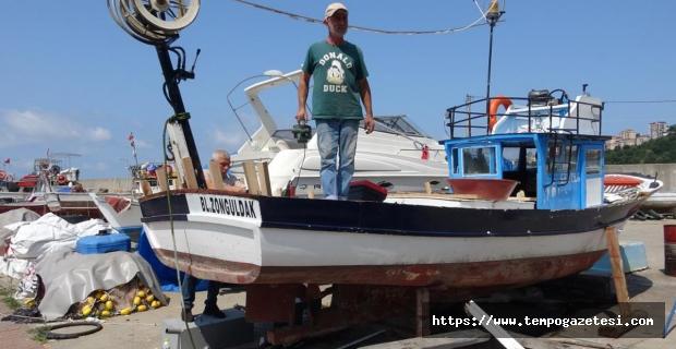 Balıkçılar 1 Eylül için hazırlıklarını sürdürüyor