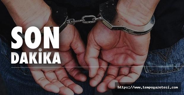 Başkan ve Avukatlara saldıran zanlı tutuklandı…