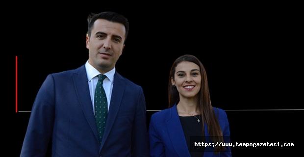 Genç çift Zonguldak'a atandı: İşte Kilimli Kaymakamı...