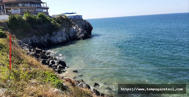 Karadeniz'e lağım akıyor, Arıtma tesisine milyonlar ödeniyor…