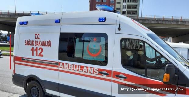 Kazada sürücüler yaralandı