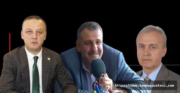 ÖZSÜT'te olağanüstü toplandılar: 4 Gazeteciyi masaya yatırdılar!