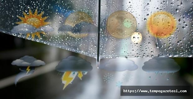 Şiddetli yağış başladı: Valilik uyardı!