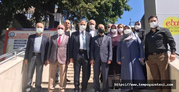 AK Parti okullarda sorun ve talepleri dinledi