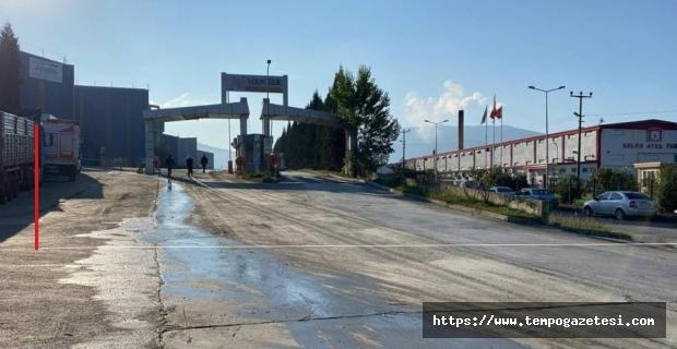 Demir-Çelik fabrikasında patlama: 5 işçi yaralandı...