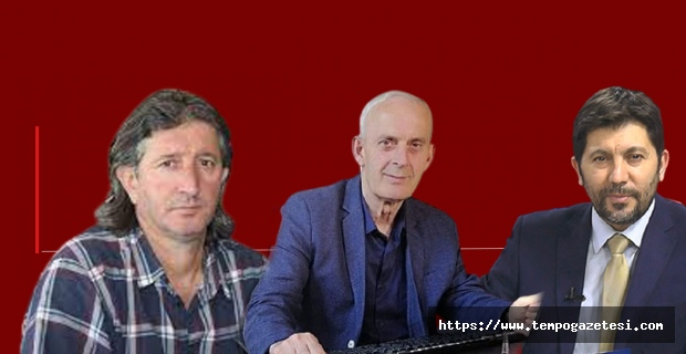 Gazeteci Örgütleri, üç maymunu oynuyor…