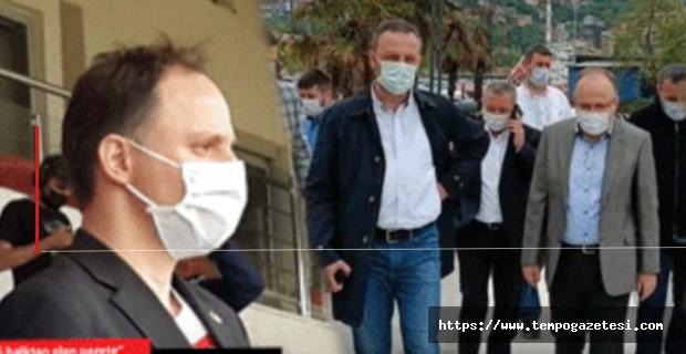 Kader maçında: CHP deplasmanda, AK Parti sahil projesi inceliyordu...