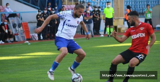 Kardemir Karabükspor: 0 - Modafenspor: 3