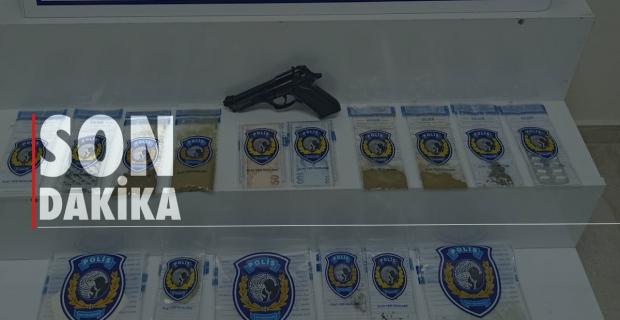Kozlu'da uyuşturucu operasyonu…
