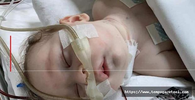 Nisa Nur bebek yaşam savaşı veriyor…