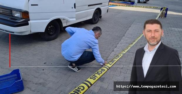 Sokak ortasında infaz...