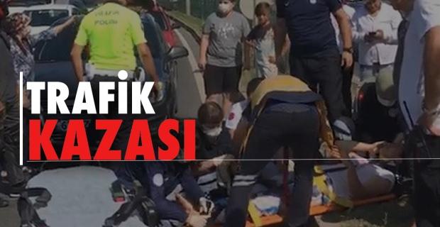 Tünel içinde zincirleme kaza: Uzman Çavuş öldü