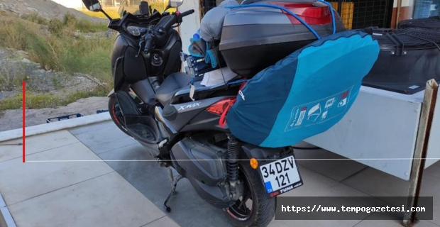 Zonguldak'ta motosiklet ile otomobil çarpıştı: 1 yaralı