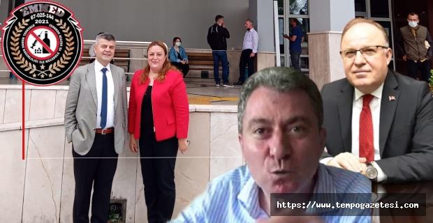 Zonguldak Valiliği'nden şok karar!: Ahlaksız yazıların durma talebine onay vermedi…