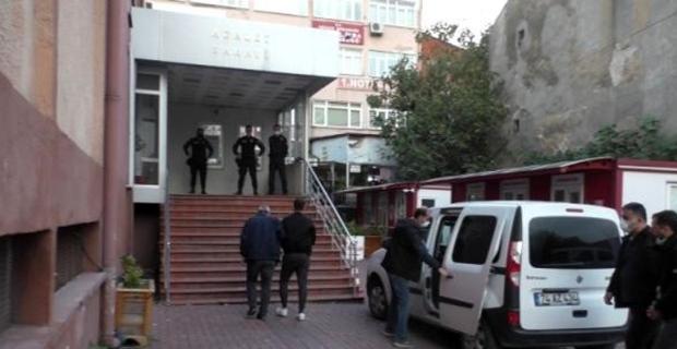 Bir kişinin öldüğü silahlı kavganın ardından 2 şüpheli tutuklandı