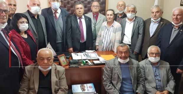 Emekliler Derneği'nin Devrek Şubesi'nin 11'inci genel kurulu yapıldı