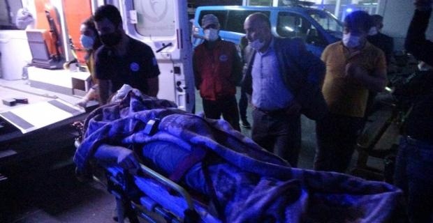 Ereğli'de patpat kazası: 2 yaralı