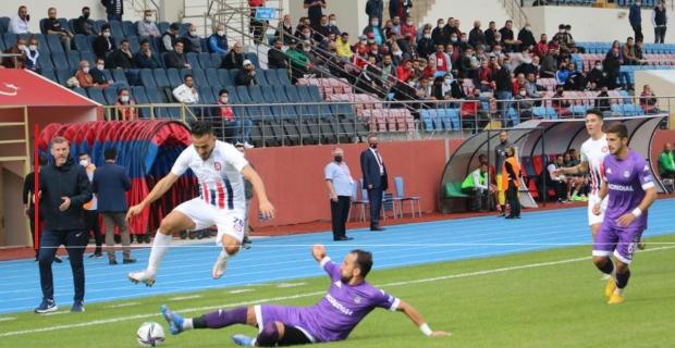 Zonguldak Kömürspor: 1 - Nazilli Belediyespor: 0