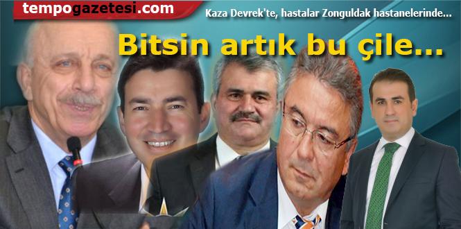 Zonguldak sevkli ölüyor...