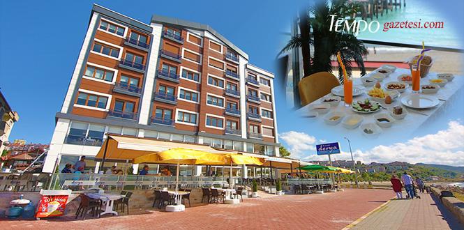 'Derya' deniz Otel Filyos'ta açıldı...