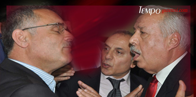 Flaş... AKP, Kaçak Su'yu sordu...