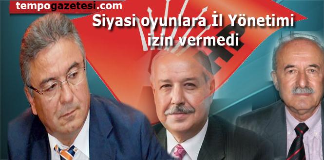 Flaş... CHP'de şok gelişme... Milletvekili ile İl Başkanı gol yedi!... Akdemir'i yiyemediler!...