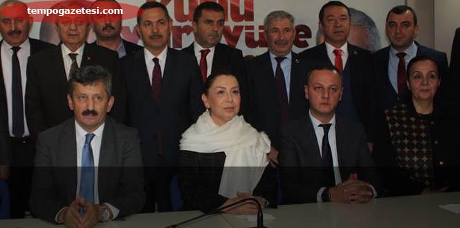 Geldi gibi Zonguldak'ın çöpünü eleştirdi