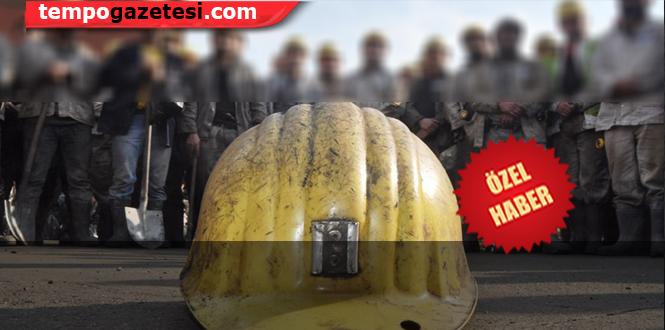 Eylemci Madencilere ŞOK!...Para cezası yediler...