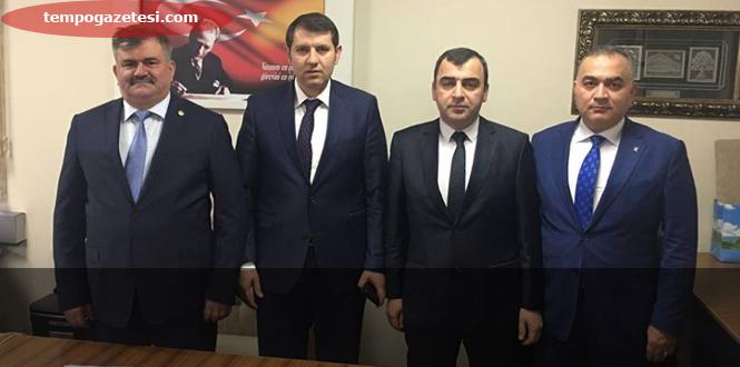 Zonguldak için Bakanlıkla görüştü