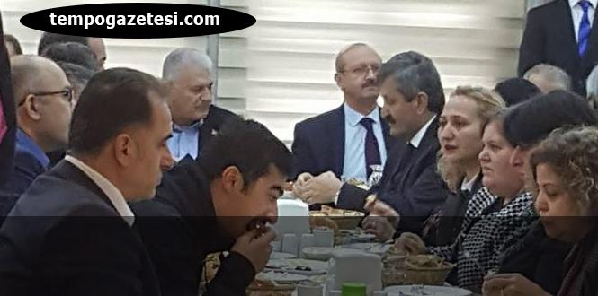 Başbakan, Devrek Simidi ile kahvaltı yaptı