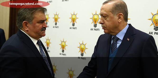 Çaturoğlu, Erdoğan'a Zonguldak'ın dertlerini anlattı!..