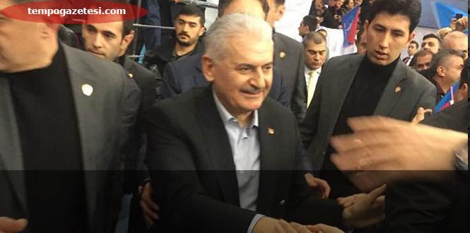 Başbakan, Zonguldak'a 15 Yılda 15 milyar yatırım yaptık...