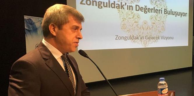 Zonguldak'ın değerleri buluştu...