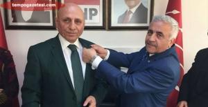 Bekaroğlu, resmen CHP'li…