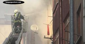 Devrek#039;te yangın...